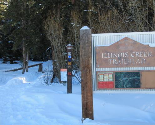 Illinois Creek Trail